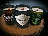 Handmade unique soy candle