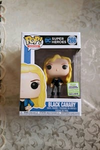 POP Funko Black Canary Vaughan, L4H 1S2