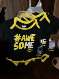 New onesies 4 each Oklahoma City