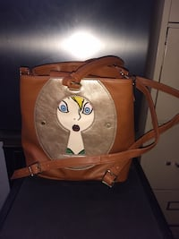 Disney Danielle Nicole Tinkerbell backpack / bag