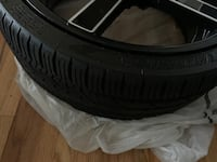 Description of tires shown in the pictures. Baltimore, 21237
