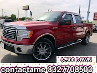 Ford - F-150 - 2013 $2500 DOWN Houston