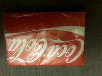 Collectors coca cola wallet