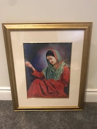 Beautiful Indian picture in a gold frame  Brampton, L6V