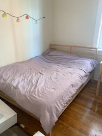 IKEA bed-frame and mattress Richmond, 23220