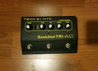 Tech21 sansamp tri ac Arlington, 22204