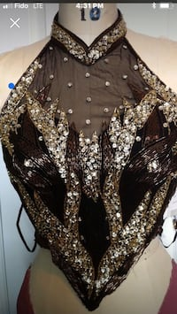 CREATE AN EVENING DRESS WITH THIS BEADED TOP (Read Info) Vaughan, L6A 3P3