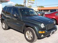 Jeep Liberty 2002 Largo