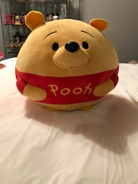 2003 winnie the pooh ty x large plush ball/pillow