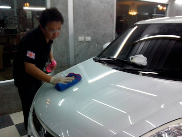 cardetailing at home