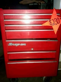 red snap- on tool chest Fullerton, 92833