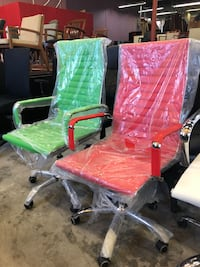 Red or green office chair  Houston, 77022