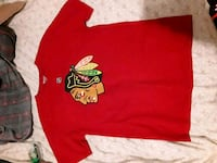 red and white crew neck shirt Winnipeg, R2W 5A7
