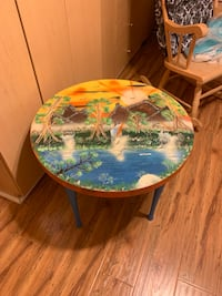 Hand painted coffee of child's room table Lake Worth, 33462