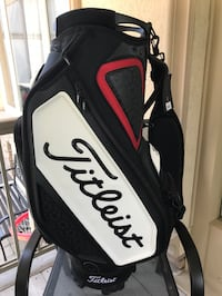 Titleist Tour Staff Bag. Brand New Toronto, M1M 2V7