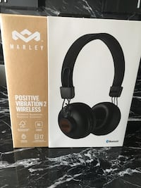 Wireless Marley headphones Toronto, M8Z 3R3