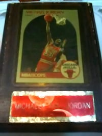 Michael jordan ball card  Bogalusa, 70427