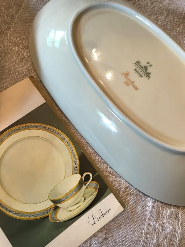 Rosenthal Duchess China Set purchased in Vienna 46572d88-fe06-45d7-8f1e-04411109232f