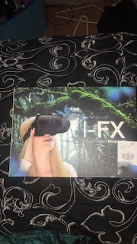 Virtual reality headset brand new never opened Wasaga Beach, L9Z 2N6