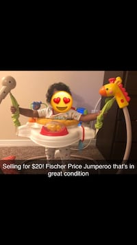 Fischer Price Jumperoo Washington, 20565