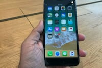 black iPhone 7 34 mi