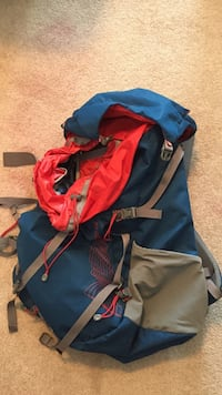 Mec hiking backpack London, N6K 5A5