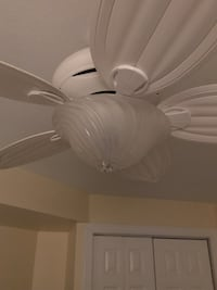 Casablanca Ceiling Inteli-Touch Fan with Switch