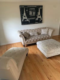 3 Piece Couch Set and 2 Pictures Included‼ Capitol Heights, 20743