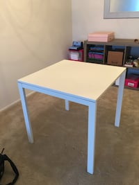 Ikea Square Dining Table  548 km