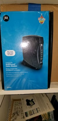 Surfboard Cable modem Alexandria, 22314