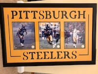 Pittsburgh Steelers Large Framed picture Crofton, 21114