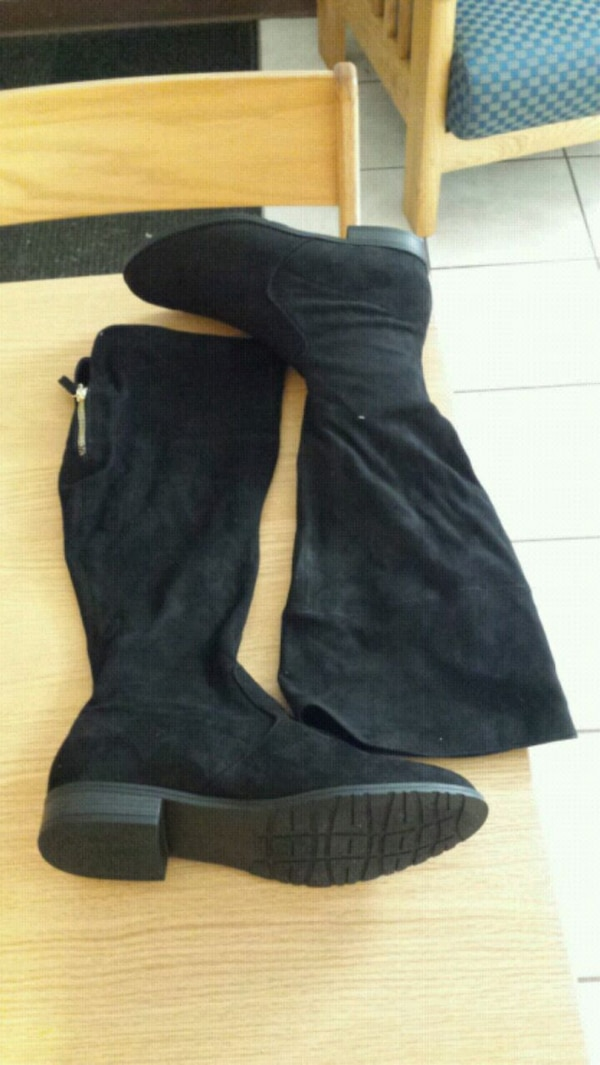 2fe3c806f5a Used UNISA SUBRINA WIDE CALF BOOT for sale in Egg Harbor City - letgo