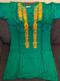 Green Kurti Brand New  Mississauga