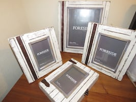 New Rustic Frame Set with frame box