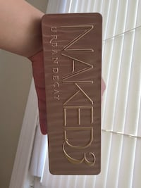 Urban Decay Naked 3 Palette Peoria, 61605