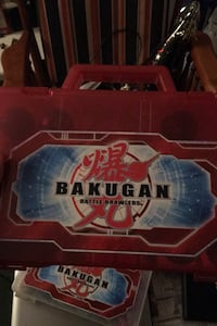 Two cases with some Bakugan