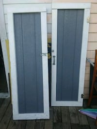 Double doors $15 each 2 fo $.25 dollars New Orleans, 70117