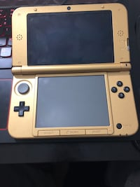3dsXL Gold Limited addition Zelda Silver Spring, 20904