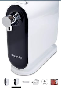 Brand new Brondell H2O+ Cypress Countertop Water Filter System H630 Toronto, M3K 1H5