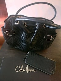 Cole Haan weave purse and wallet Markham, L3T