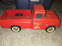 Buddy L Vintage Traveling Zoo Truck