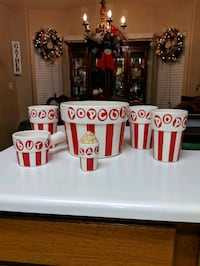 Decorative item for your kitchen are you may use them for movie night Las Vegas, 89145