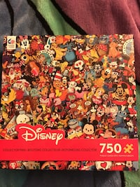 Disney puzzle Pacific Grove, 93950
