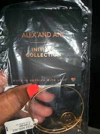 Unopened Alex and Ani bracelets (Letters: K & B) Baltimore, 21211