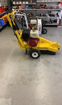 Power Tek Stump Grinder