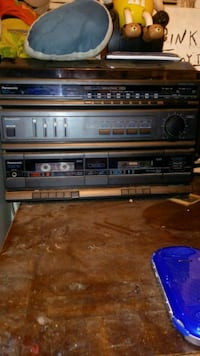 Record, tape and radio player  North Augusta, 29860
