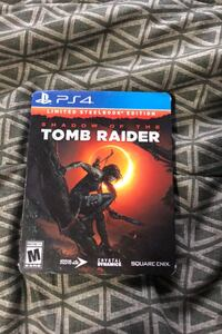 Ps4 Game Tomb Raider Bakersfield, 93307