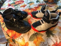 pair of black-and-red Air Jordan shoes Gaithersburg, 20879