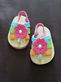 Baby Girls Multi Colored Sandals Westminster, 80234