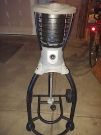 Used A Coleman Outdoor Heater For Sale In Fort Collins Letgo